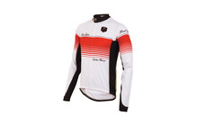 PEARL iZUMi Men's Elite Thermal LTD Jersey horizion true red